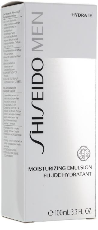 Feuchtigkeitsspendende Gesichtsemulsion - Shiseido Men Moisturizing Emulsion  — Bild N3