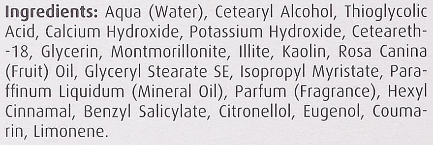 Enthaarungscreme mit rosa Ton und Rosenöl - Bielenda Vanity Bio Clays — Bild N4