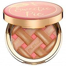 Düfte, Parfümerie und Kosmetik Gesichtsbronzer - Too Faced Sweetie Pie Radiant Matte Bronzer