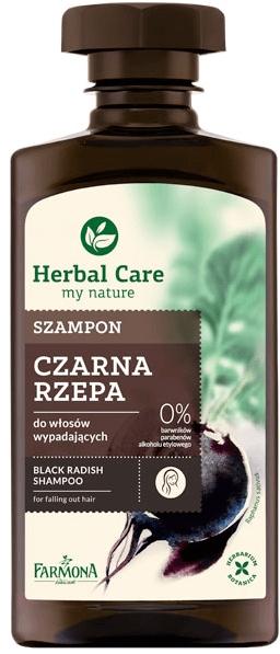 """Shampoo gegen Haarausfall """"Schwarzer Rettich"""" - Farmona Herbal Care"""