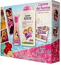 Düfte, Parfümerie und Kosmetik Corine de Farme Princess - Duftset (Eau de Toilette 30ml + Duschgel 250ml + Accessories)