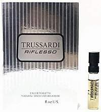 Düfte, Parfümerie und Kosmetik Trussardi Riflesso - Eau de Toilette (Probe)