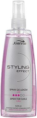 Spray für lockiges und welliges Haar - Joanna Styling Effect Curly Spray — Bild N1