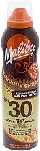 Düfte, Parfümerie und Kosmetik Lotion-Spray für den Körper mit Sonnenschutz SPF 30 - Malibu Continuous Lotion Spray Sun Protection SPF 30