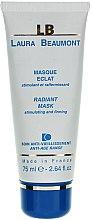 Düfte, Parfümerie und Kosmetik Straffende Gesichtsmaske - Laura Beaumont Radiant Mask Stimulating And Firming
