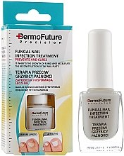 Düfte, Parfümerie und Kosmetik Antimykotische Nageltherapie - DermoFuture Course Of Treatment Against Nail Fungus