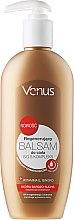 Düfte, Parfümerie und Kosmetik Regenerierender Körperbalsam mit Vitamin E und Gingko Bioloba für sehr trockene Haut - Venus Body Balm S.O.S
