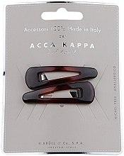 Düfte, Parfümerie und Kosmetik Haarspange braun 2 St. - Acca Kappa