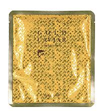 Tuchmaske für das Gesicht mit goldenen Partikeln - Holika Holika Prime Youth Gold Caviar Gold Foil Mask — Bild N2