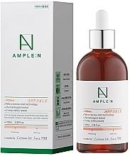 Düfte, Parfümerie und Kosmetik Gesichtskonzentrat mit Niacinamid und Vitamin C - Ample:N VC Shot Ampoule