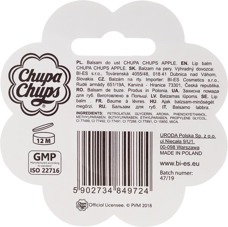 Lippenbalsam mit Apfel Geschmack - Bi-es Chupa Chups Apple Lip Balm — Bild N2