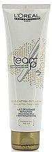 Düfte, Parfümerie und Kosmetik Aufbauende Haarglättungsmilch - L'Oreal Professionnel Steampod Smoothing Milk Fiber Replenishing