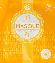 Düfte, Parfümerie und Kosmetik Feuchtigkeitsspendende Gesichtsmaske mit Honig-Extrakt - Peggy Sage Nourishing and Repairing Mask