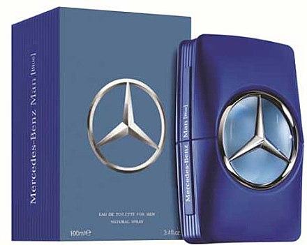 Mercedes-Benz Mercedes Benz Man Blue - Eau de Toilette — Bild N1