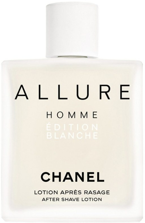 Chanel Allure Homme Edition Blanche - After Shave Lotion — Bild N1