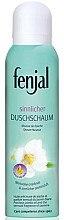 Düfte, Parfümerie und Kosmetik Duschschaum mit Jasminduft und Jojobaöl - Fenjal Sensitive Shower Mousse