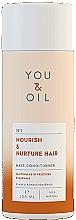Düfte, Parfümerie und Kosmetik Nährender Conditioner für alle Haartypen - You & Oil Nourish & Nuture
