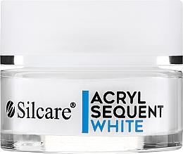 Düfte, Parfümerie und Kosmetik Acrylpulver zur Nagelverlängerung 24 g - Silcare Sequent LUX