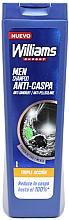 Düfte, Parfümerie und Kosmetik Anti-Schuppen Shampoo für Männer - Williams Triple Action Anti-Dandruff Shampoo