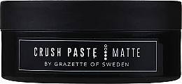 Düfte, Parfümerie und Kosmetik Mattierende Haarpaste mittlerer Halt - Grazette Crush Paste Matte