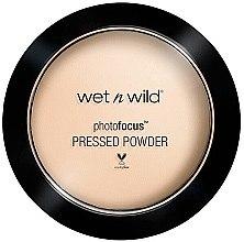 Düfte, Parfümerie und Kosmetik Kompaktpuder - Wet N Wild Photofocus Pressed Powder