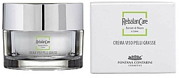 Düfte, Parfümerie und Kosmetik Gesichtscreme für fettige Haut - Fontana Contarini Face Cream for Oily Skin