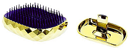 Düfte, Parfümerie und Kosmetik Entwirrbürste gold - Twish Spiky 4 Hair Brush Diamond Gold