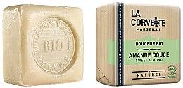 Düfte, Parfümerie und Kosmetik Bio Weichseife Sweet Almond - La Corvette Sweet Almond Soap