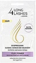 Düfte, Parfümerie und Kosmetik Nährendes Haarmaske-Serum - AA Cosmetics Long 4 Lashes Plex Power