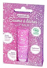 Düfte, Parfümerie und Kosmetik Bio Lippenbalsam Himbeere - Namaki