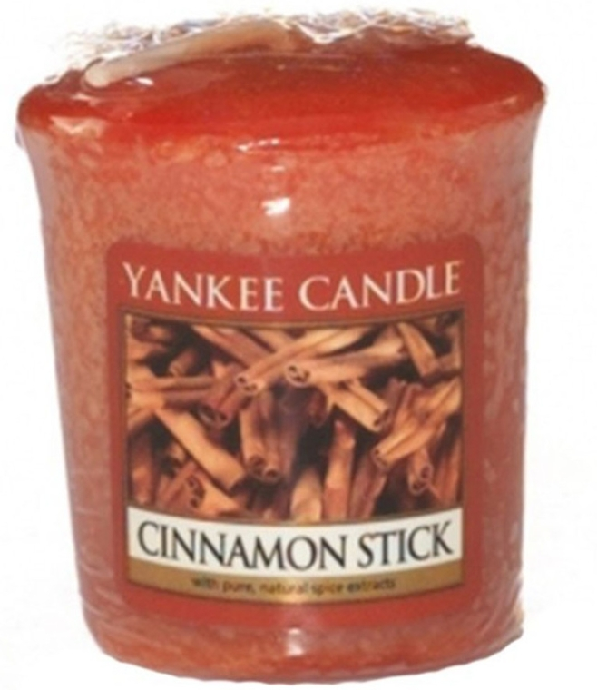 Votivkerze Cinnamon Stick - Yankee Candle Cinnamon Stick Sampler Votive — Bild N1