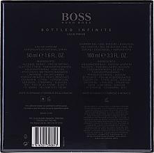 Hugo Boss Boss Bottled Infinite - Duftset (Eau de Parfum 50ml + Duschgel 100ml) — Bild N4
