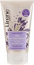 Düfte, Parfümerie und Kosmetik Antibakterielles Waschgel mit Bio-Lavendel für Hände, Gesicht und Körper - Lirene Antibacterial Gel