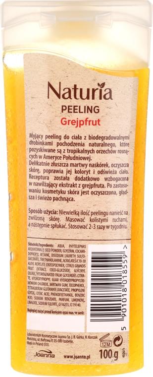 Duschpeeling mit Grapefruitduft - Joanna Naturia Peeling — Bild N2