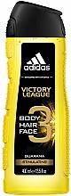 Düfte, Parfümerie und Kosmetik Adidas Victory League - Duschgel für Männer