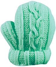 Düfte, Parfümerie und Kosmetik Handgemachte Naturseife Handschuh mit Kiwiduft - LaQ Happy Soaps Natural Soap