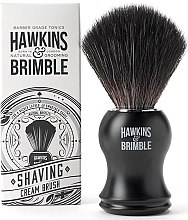 Düfte, Parfümerie und Kosmetik Rasierpinsel mit Synthetikhaar - Hawkins & Brimble Synthetic Shaving Brush