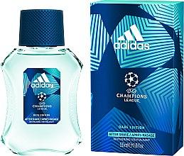 Düfte, Parfümerie und Kosmetik Adidas UEFA Champions League Dare Edition - After Shave Lotion