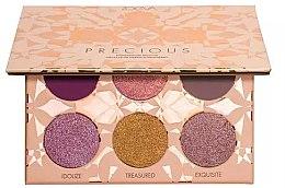 Düfte, Parfümerie und Kosmetik Lidschattenpalette - Zoeva Precious Eyeshadow Palette