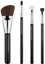 Düfte, Parfümerie und Kosmetik Make-up Pinselset T310 4 St. - Jessup