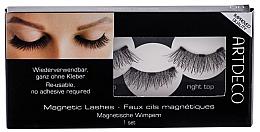 Düfte, Parfümerie und Kosmetik Künstliche Wimpern - Artdeco Magnetic Lashes False Eyelashes 08 Street Style