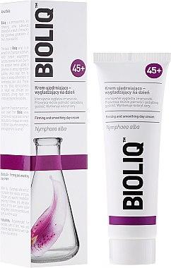 Straffende und glättende Tagescreme 45+ - Bioliq 45+ Firming And Smoothing Day Cream — Bild N1