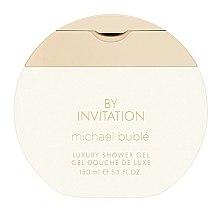 Düfte, Parfümerie und Kosmetik Michael Buble By Invitation - Duschgel