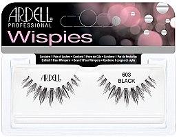 Düfte, Parfümerie und Kosmetik Künstliche Wimpern - Ardell Wispies Lashes Black 603