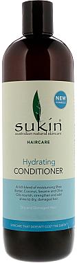 Haarspülung für trockenes und strapaziertes Haar - Sukin Hydrating Conditioner — Bild N1