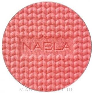 Rouge - Nabla Blossom Blush Refill (Austauschbarer Pulverkern) — Bild Beloved