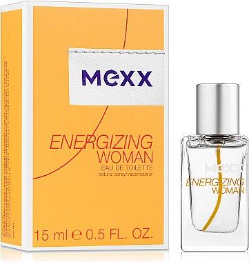Mexx Energizing Woman - Eau de Toilette  — Bild N1
