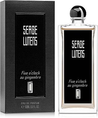 Serge Lutens Five O'Clock Au Gingembre - Eau de Parfum — Bild N1
