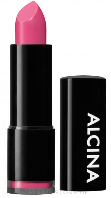 Lippenstift - Alcina Shiny Lipstick — Bild 060 - Candy