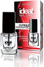 Düfte, Parfümerie und Kosmetik Nagelhautgel - Ingrid Cosmetics Ideal+ Cuticle Remover Gel